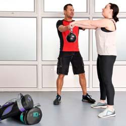 Esercizi con i kettlebell (esercizio 9-10-11-12)