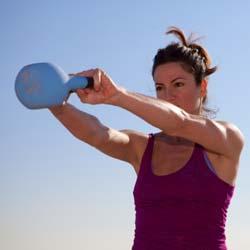 Esercizi con i kettlebell (esercizio 13-14-15-16)
