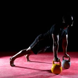 Esercizi con i kettlebell (esercizio 17-18-19-20)