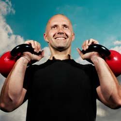 Esercizi con i kettlebell (esercizio 21-22-23-24)