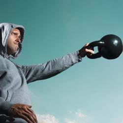 Esercizi con i kettlebell (esercizio 25-26-27-28)