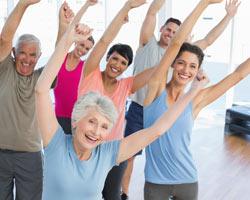 Corso online di Istruttore fitness per la terza età