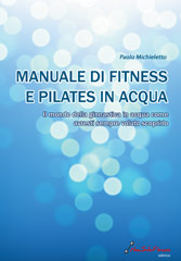 Manuale di Fitness e Pilates in acqua