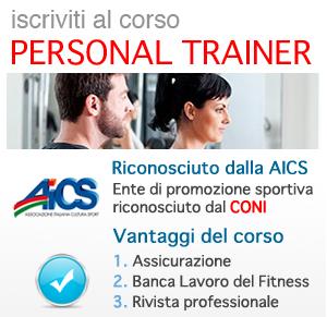Personal Trainer CONI AICS