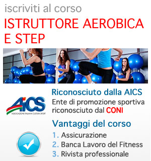 AeroStep Istruttore AICS CONI