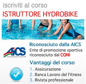 AICS / CONI: diventa Istruttore HydroBike