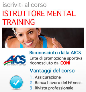 Istruttore Mental Training AICS CONI