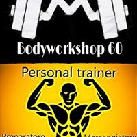 Bodyworkshop 60 Corsini Marco