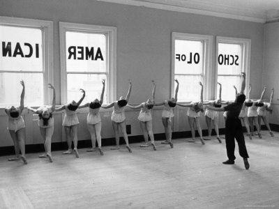 Balanchine due