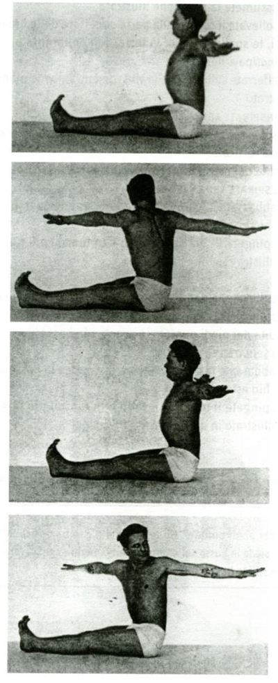 The Spine Twist